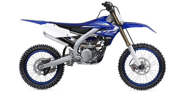2020 Yamaha YZ 250F at Ride Center USA