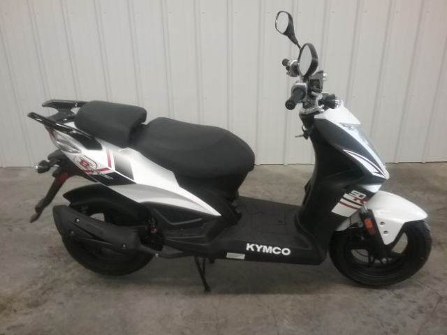 2015 KYMCO SUPER 8 50R at Thornton's Motorcycle - Versailles, IN