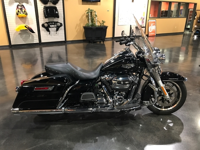 2017 Harley-Davidson Road King Base at Colboch Harley-Davidson