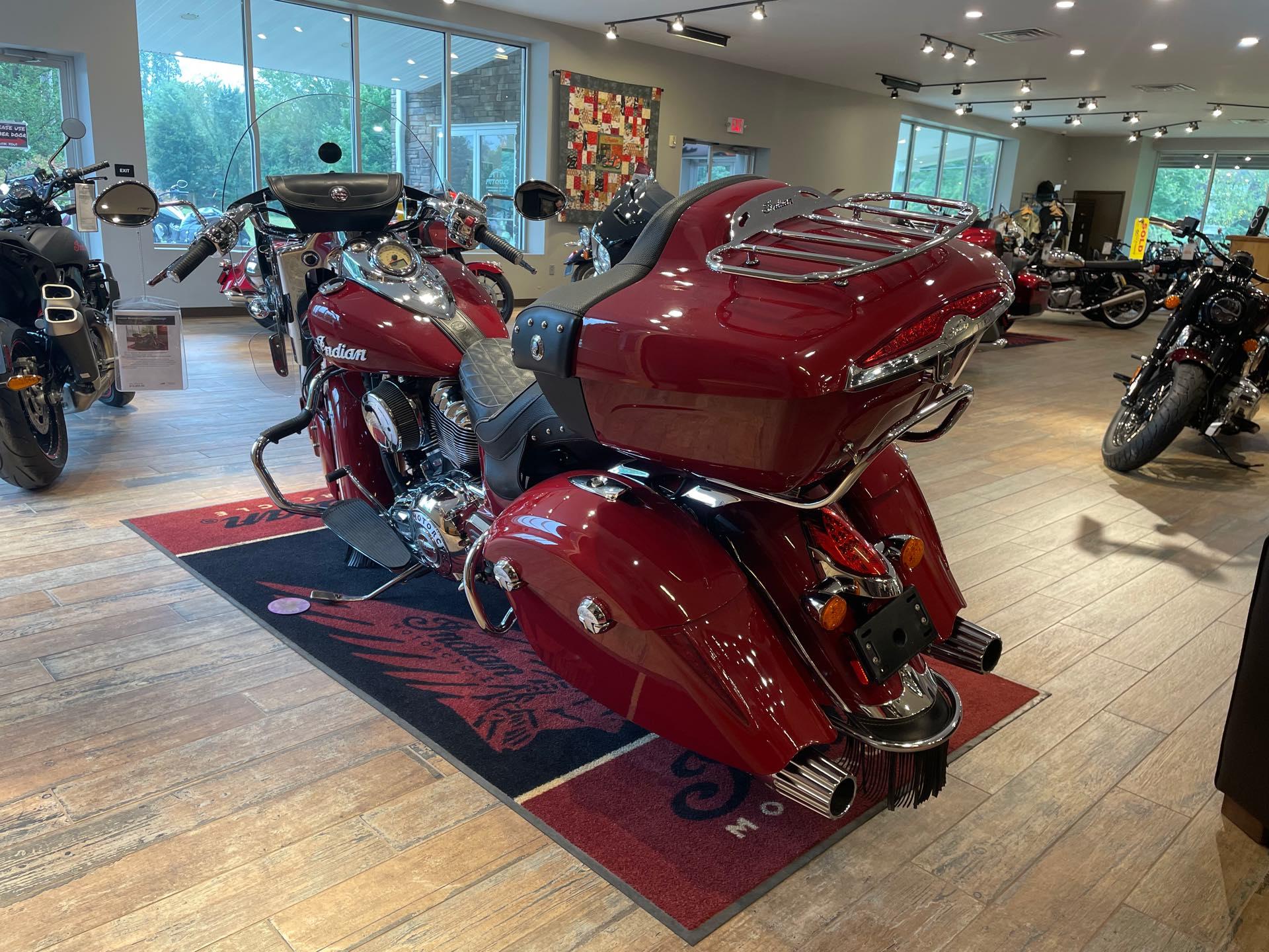 2016 Indian Springfield Base at Pitt Cycles