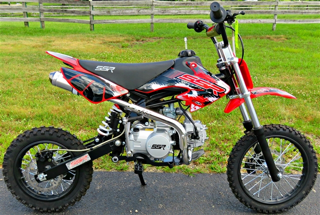 2018 SSR Motorsports SR125 at Randy's Cycle, Marengo, IL 60152