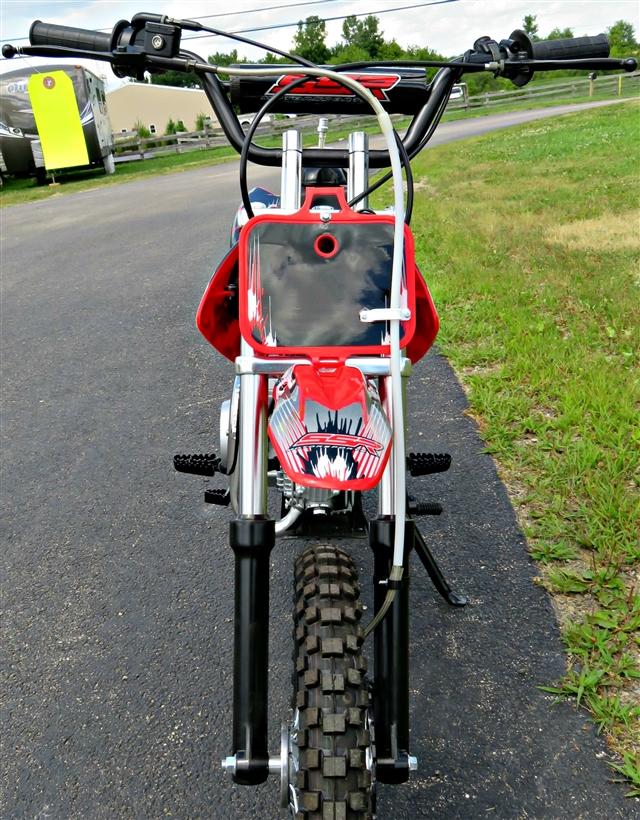 2018 SSR Motorsports SR125 at Randy's Cycle, Marengo, IL 60152