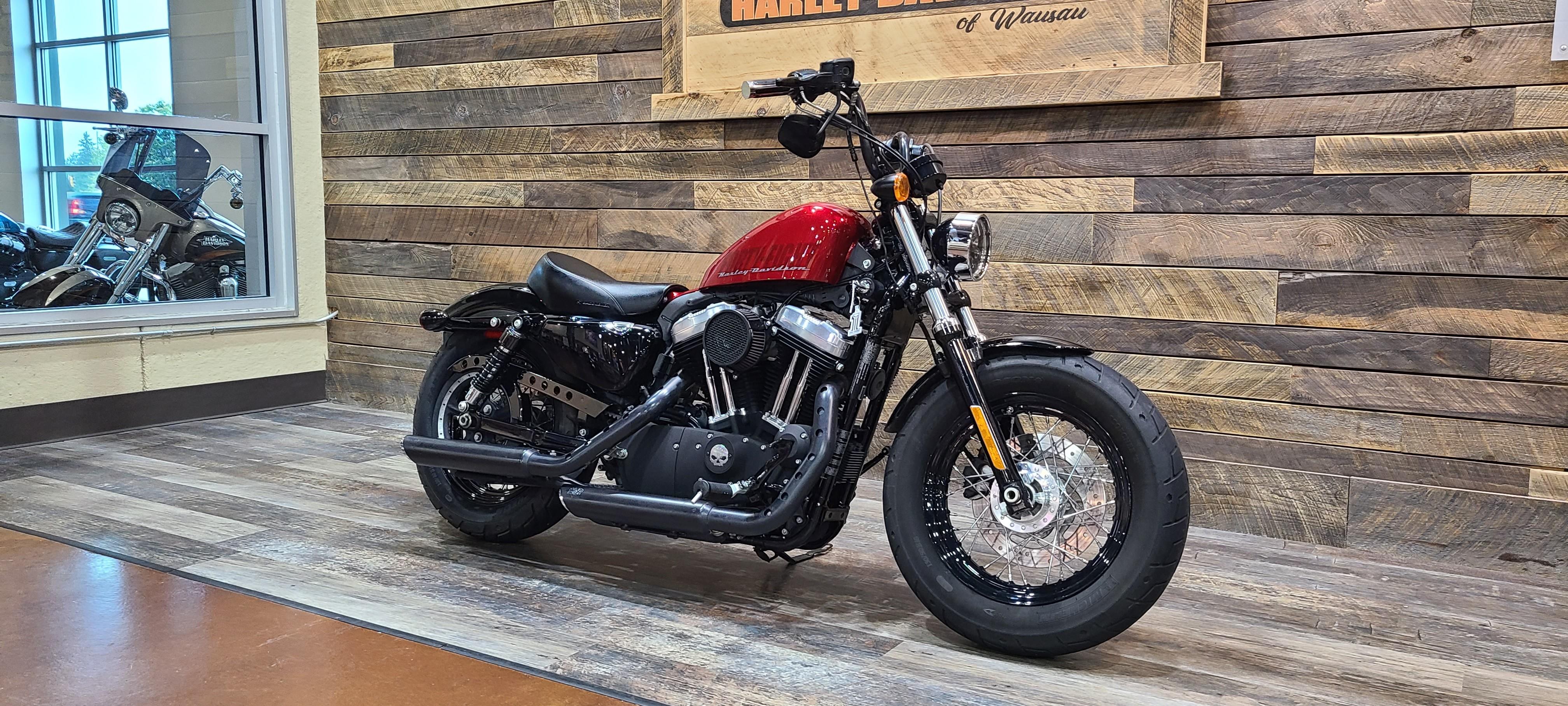 2012 Harley-Davidson Sportster Forty-Eight at Bull Falls Harley-Davidson