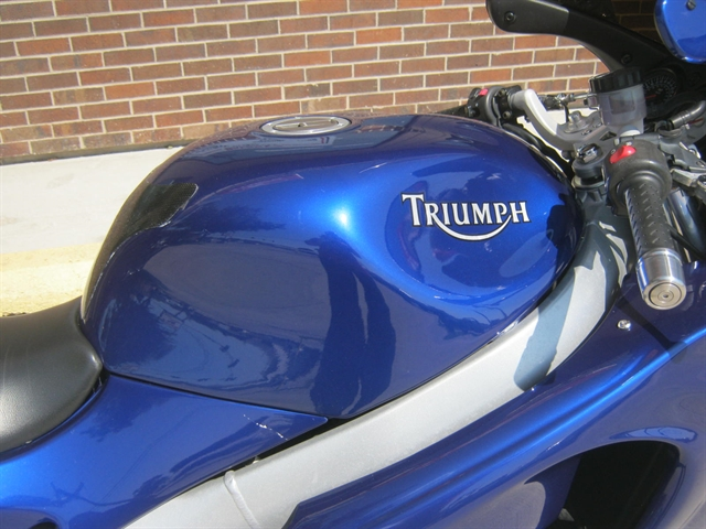 2000 Triumph Sprint ST 955I at Brenny's Motorcycle Clinic, Bettendorf, IA 52722