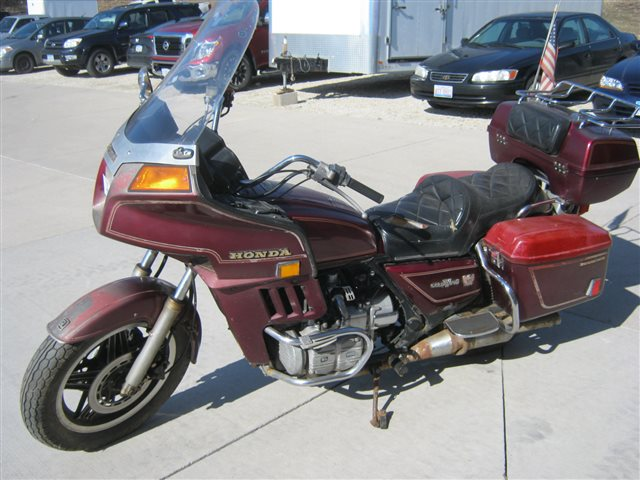 1982 Honda GL1100 Goldwing at Brenny's Motorcycle Clinic, Bettendorf, IA 52722