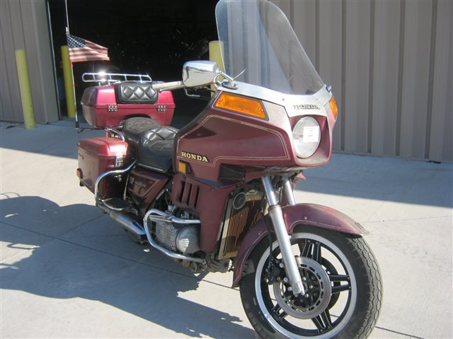 1982 Honda GL1100 at Brenny's Motorcycle Clinic, Bettendorf, IA 52722