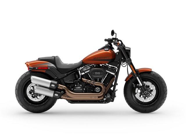 2019 Harley-Davidson Softail Fat Bob 114 at Gasoline Alley Harley-Davidson (Red Deer)