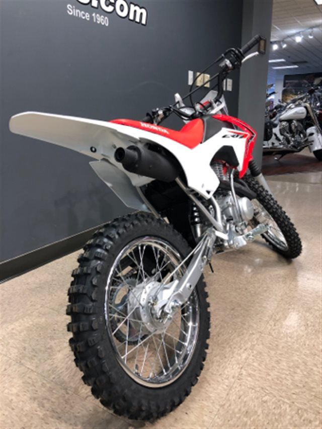 2018 Honda CRF 125F (Big Wheel) at Sloan's Motorcycle, Murfreesboro, TN, 37129