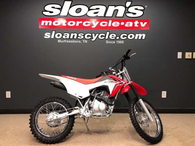 2018 Honda CRF 125F (Big Wheel) at Sloan's Motorcycle, Murfreesboro, TN, 37129