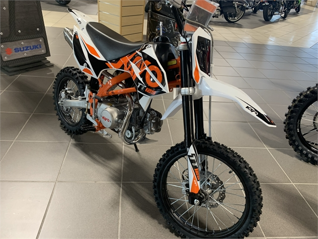 2022 KAYO TT125 at Star City Motor Sports