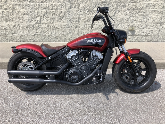 2019 Indian Scout Bobber at Indian Motorcycle of Northern Kentucky