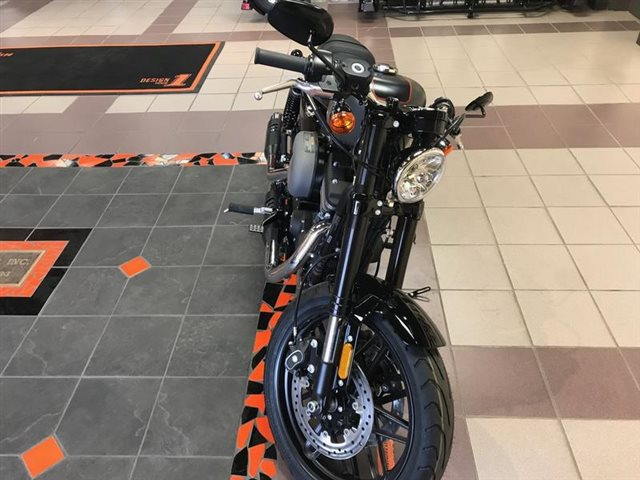 2018 Harley-Davidson Sportster Roadster at High Plains Harley-Davidson, Clovis, NM 88101