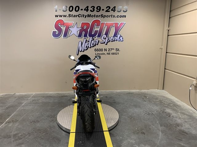 2018 Honda CBR600RR Base at Star City Motor Sports