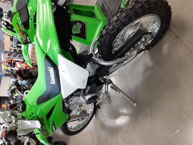 2020 Kawasaki KLX 110L at Youngblood RV & Powersports Springfield Missouri - Ozark MO