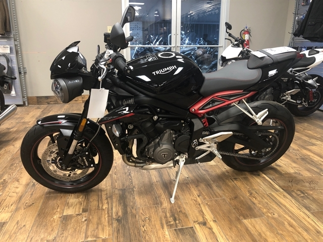 2019 Triumph Street Triple R at Youngblood Powersports RV Sales and Service
