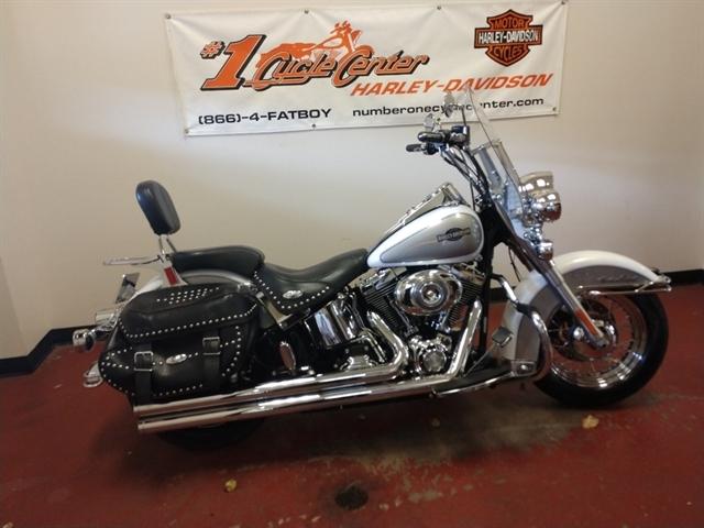 2008 Harley-Davidson Softail Heritage Softail Classic at #1 Cycle Center Harley-Davidson