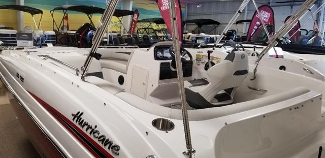 2020 HURRICANE 188 OB at Pharo Marine, Waunakee, WI 53597