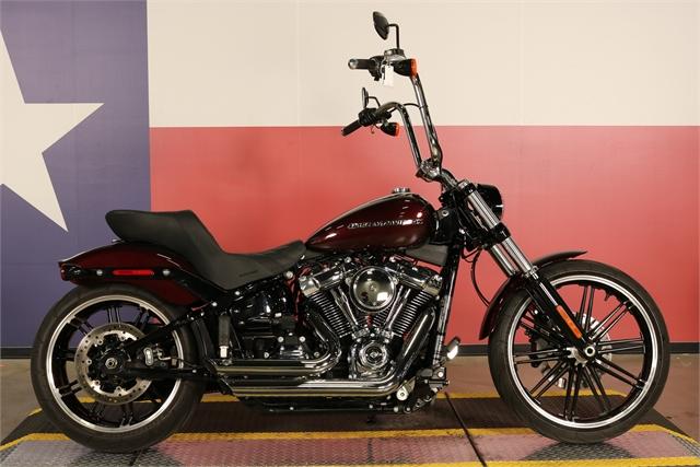 2018 Harley-Davidson Softail Breakout at Texas Harley