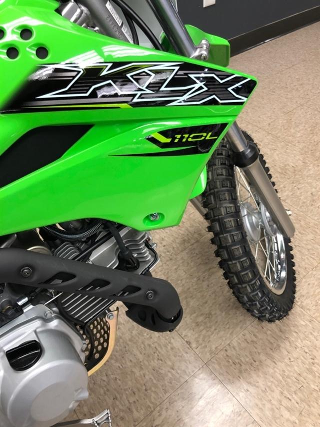 2019 Kawasaki KLX 110L at Sloans Motorcycle ATV, Murfreesboro, TN, 37129