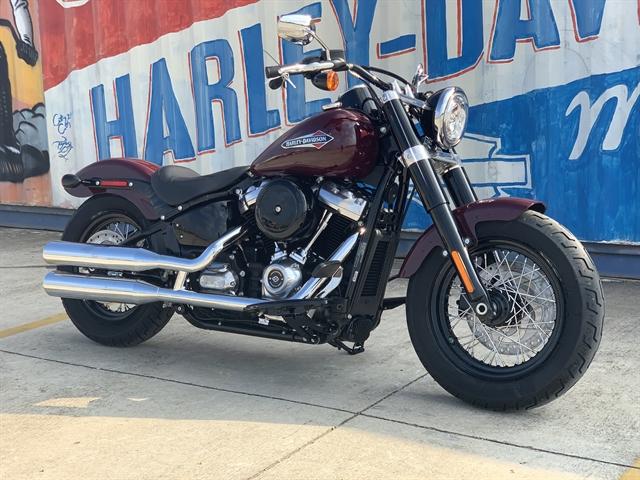 2020 Harley-Davidson FLSL at Gruene Harley-Davidson