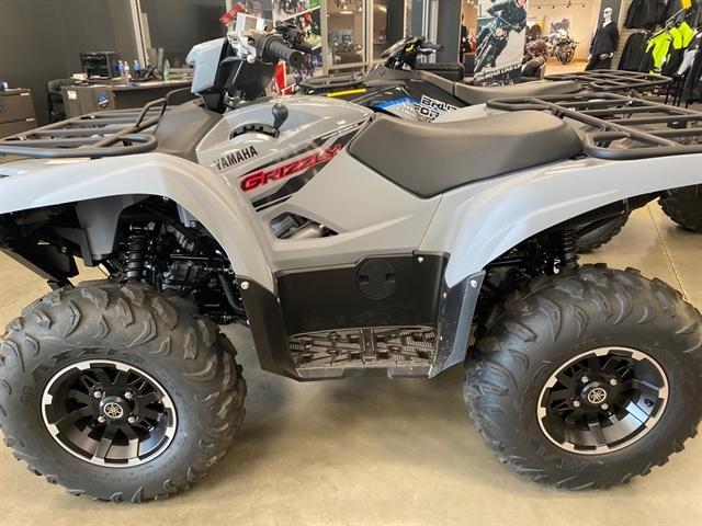 2021 Yamaha GRIZZLY EPS (CA) YFM70GPAMS at Youngblood RV & Powersports Springfield Missouri - Ozark MO