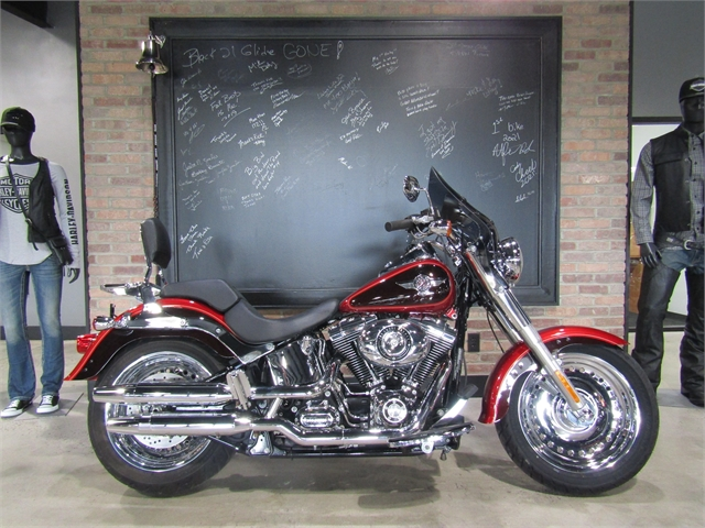 2013 Harley-Davidson Softail Fat Boy at Cox's Double Eagle Harley-Davidson