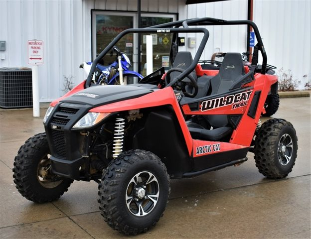 2015 Arctic Cat Wildcat Trail at Lincoln Power Sports, Moscow Mills, MO 63362