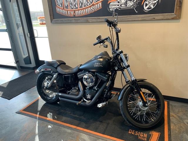 2013 Harley-Davidson Dyna Street Bob at Vandervest Harley-Davidson, Green Bay, WI 54303