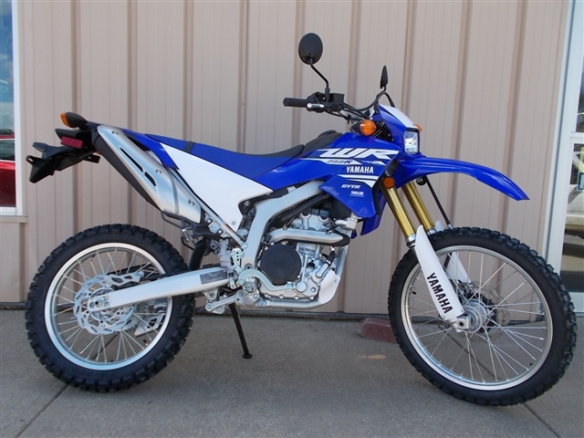 2018 Yamaha WR 250R at Nishna Valley Cycle, Atlantic, IA 50022