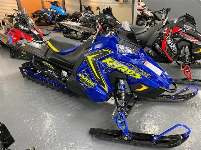 2021 Polaris RMK KHAOS 850 155 at Cascade Motorsports