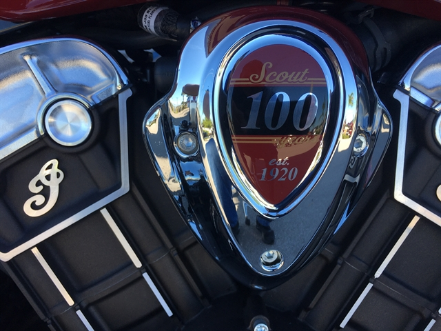 2020 Indian Scout 100th Anniversary at Fort Lauderdale
