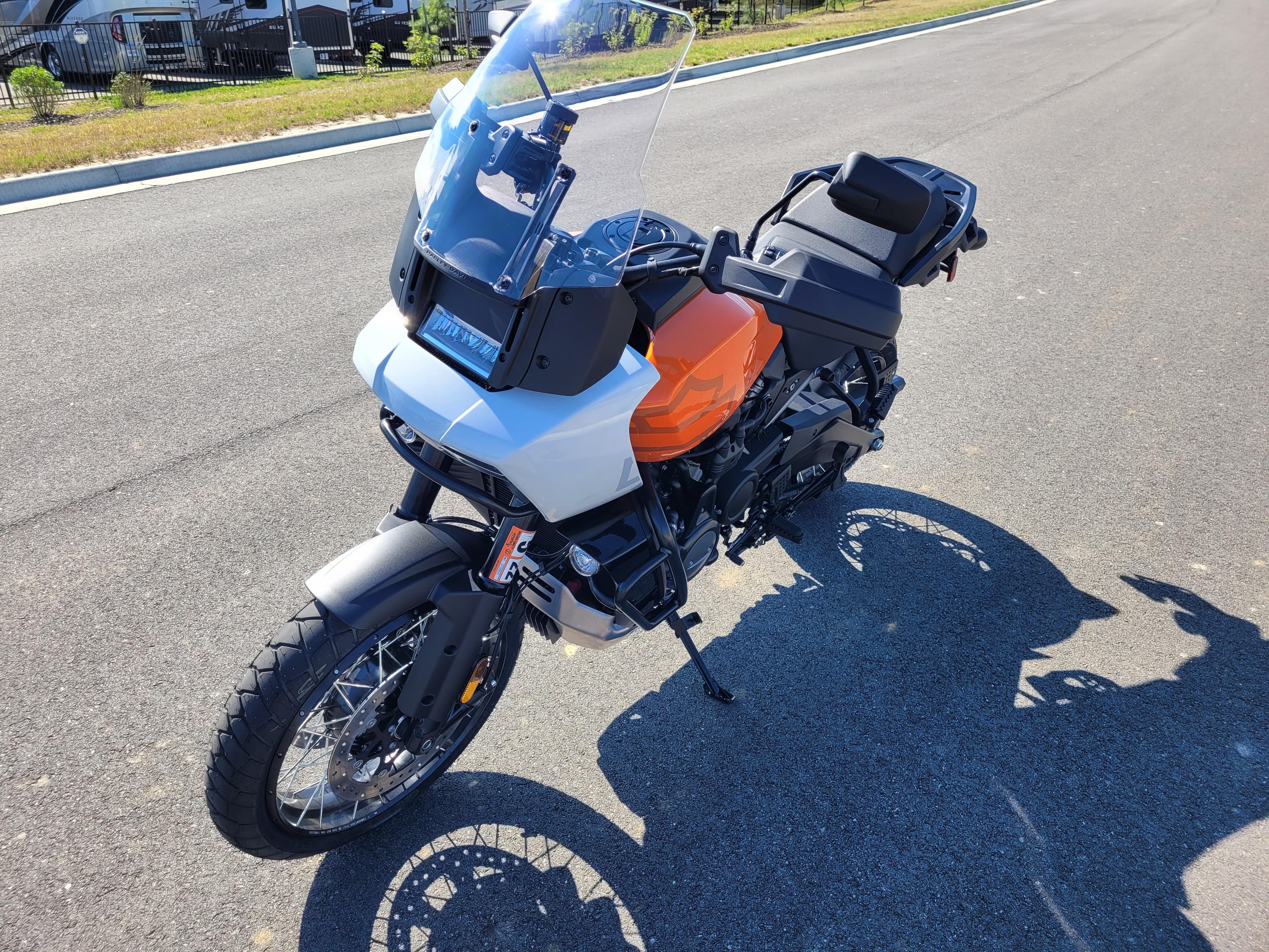 2021 Harley-Davidson Pan America Pan America 1250 Special at Richmond Harley-Davidson