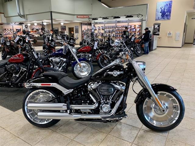 2020 Harley-Davidson Softail Fat Boy 114 at Destination Harley-Davidson®, Silverdale, WA 98383