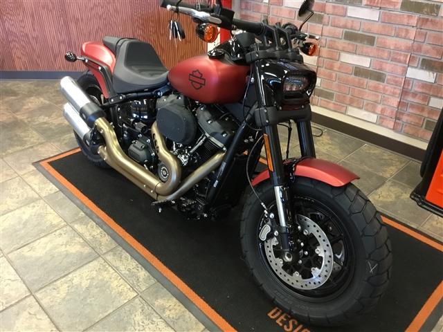 2019 Harley-Davidson FXFBS SOFTAIL FATBOB 114 at Bud's Harley-Davidson, Evansville, IN 47715