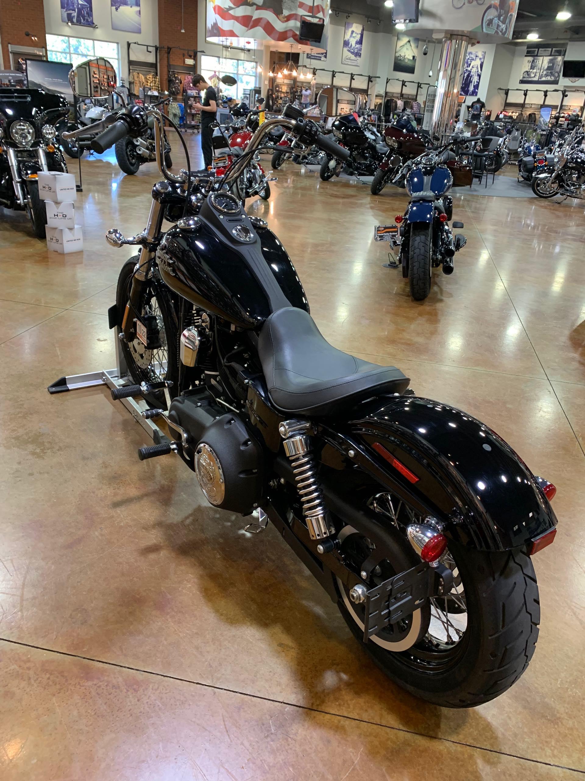 2015 Harley-Davidson Dyna Street Bob at Colonial Harley-Davidson