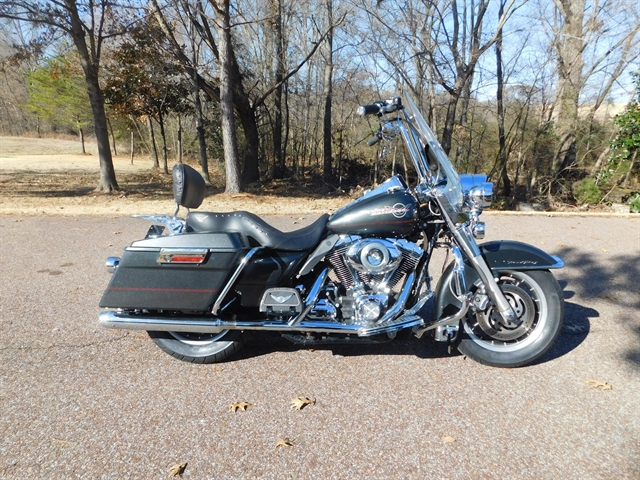 2007 Harley-Davidson Road King Base at Bumpus H-D of Collierville