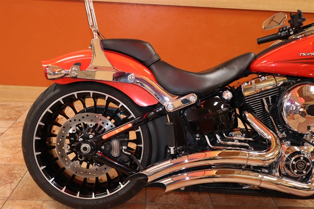 2017 Harley-Davidson Softail Breakout at 1st Capital Harley-Davidson