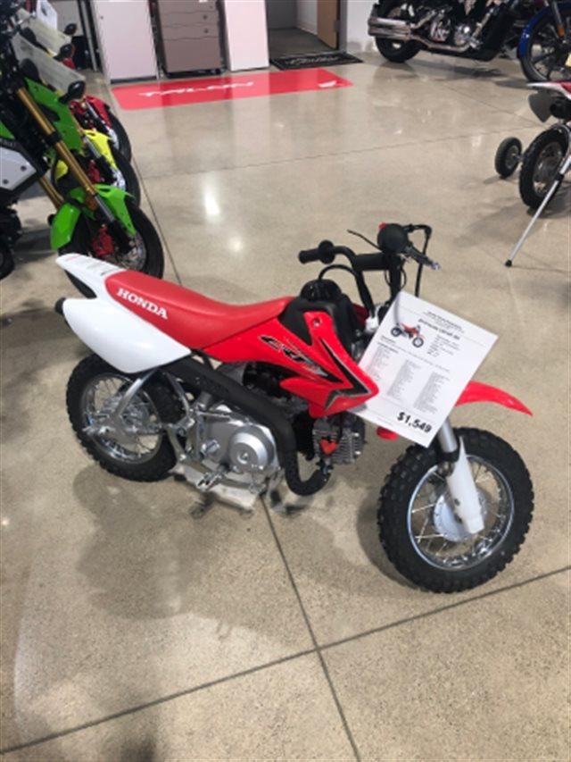 2019 Honda CRF50F 50F at Genthe Honda Powersports, Southgate, MI 48195