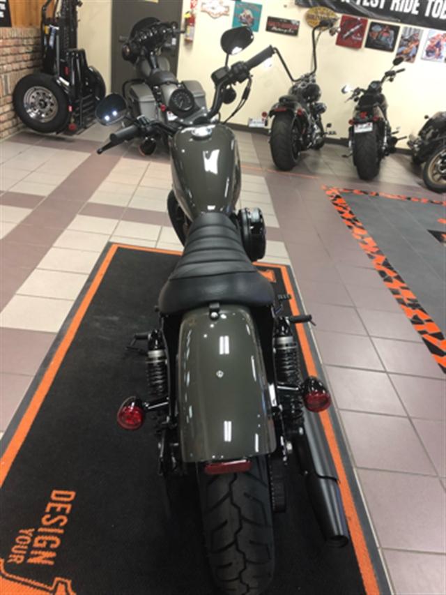 2019 Harley-Davidson Sportster Iron 883 at High Plains Harley-Davidson, Clovis, NM 88101