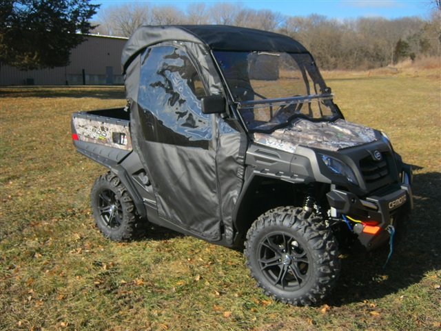 2017 CFMOTO UFORCE CAMO 800 EPS at Brenny's Motorcycle Clinic, Bettendorf, IA 52722