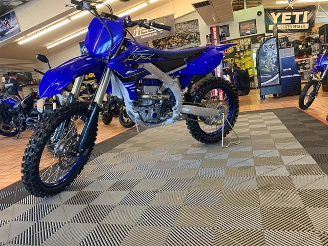 2021 Yamaha YZ450F 450F at Bobby J's Yamaha, Albuquerque, NM 87110