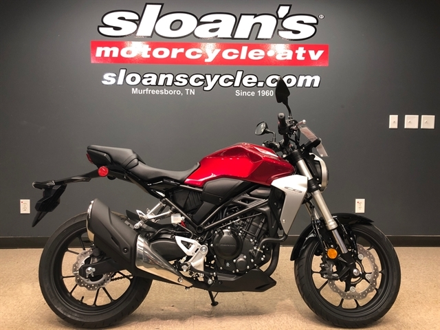 2019 Honda CB300R ABS at Sloans Motorcycle ATV, Murfreesboro, TN, 37129