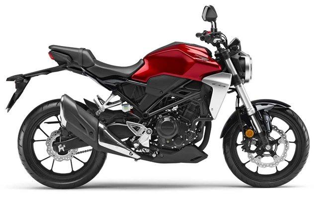 2019 Honda CB300R ABS at Sloans Motorcycle ATV, Murfreesboro, TN, 37129