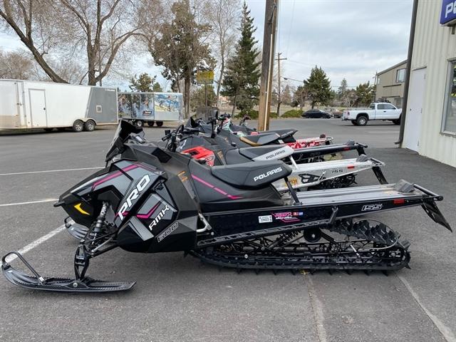2020 Polaris PRO-RMK 600 155 at Cascade Motorsports