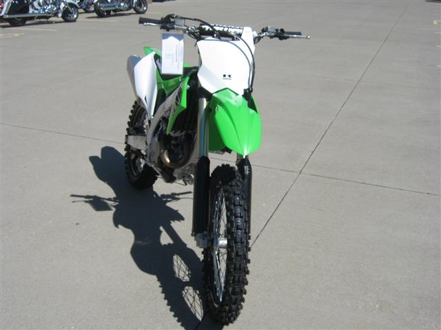 2019 Kawasaki KX 450 at Brenny's Motorcycle Clinic, Bettendorf, IA 52722