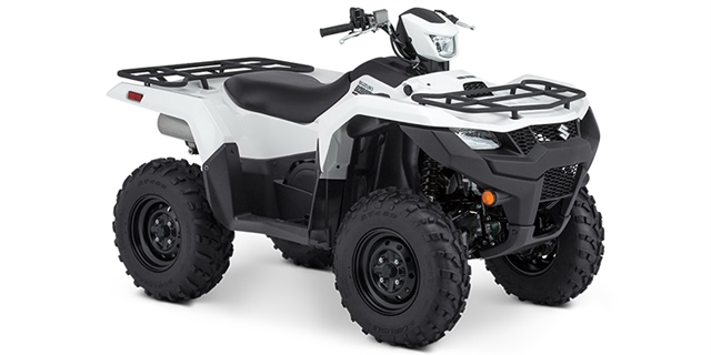2020 Suzuki KingQuad 500 AXi Power Steering at Hebeler Sales & Service, Lockport, NY 14094