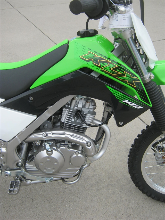 2020 Kawasaki KLX 140 at Brenny's Motorcycle Clinic, Bettendorf, IA 52722