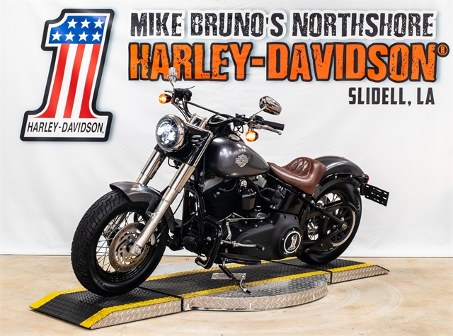 2014 Harley-Davidson Softail Slim at Mike Bruno's Northshore Harley-Davidson