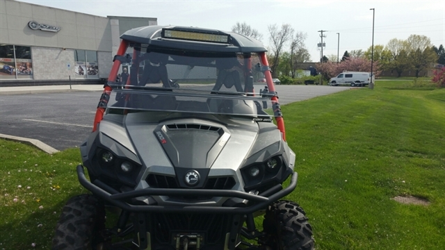 2018 Can-Am Commander XT 800R at Yamaha Triumph KTM of Camp Hill, Camp Hill, PA 17011