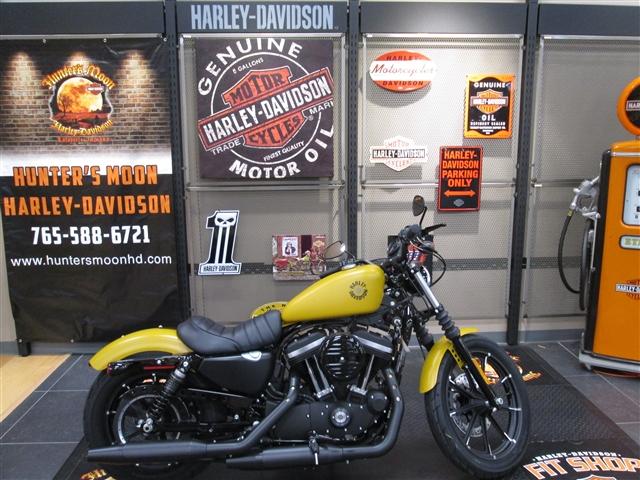2019 Harley-Davidson Sportster Iron 883 - Under $10k at Hunter's Moon Harley-Davidson®, Lafayette, IN 47905